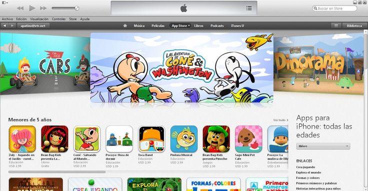 """El """"Hocicón"""" dice que la #App de Coné sigue en los destacados del #AppStore Plop! http://hlk.cl/1cOfSfi"""
