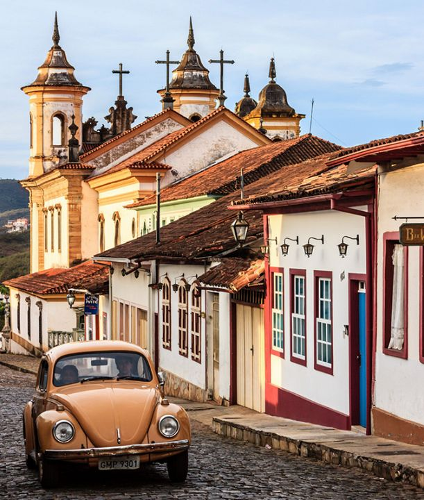 Brazil Wonders - Mariana - Minas Gerais (via Guia Viajar Melhor)