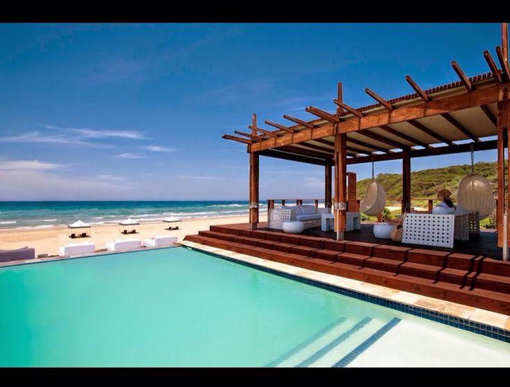 White Pearl Resort, Ponta Mamoli, Mozambique