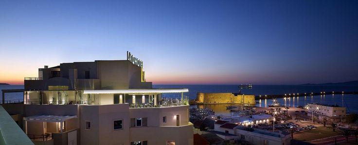 Lato Boutique Hotel in Heraklion city, Crete island, Greece