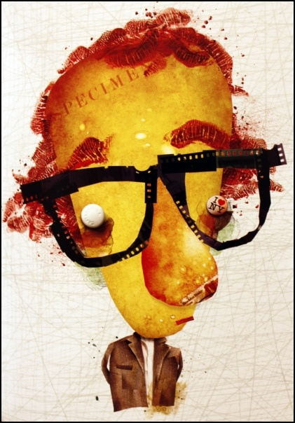 Woody Allen, Retratos, Pablo Bernasconi