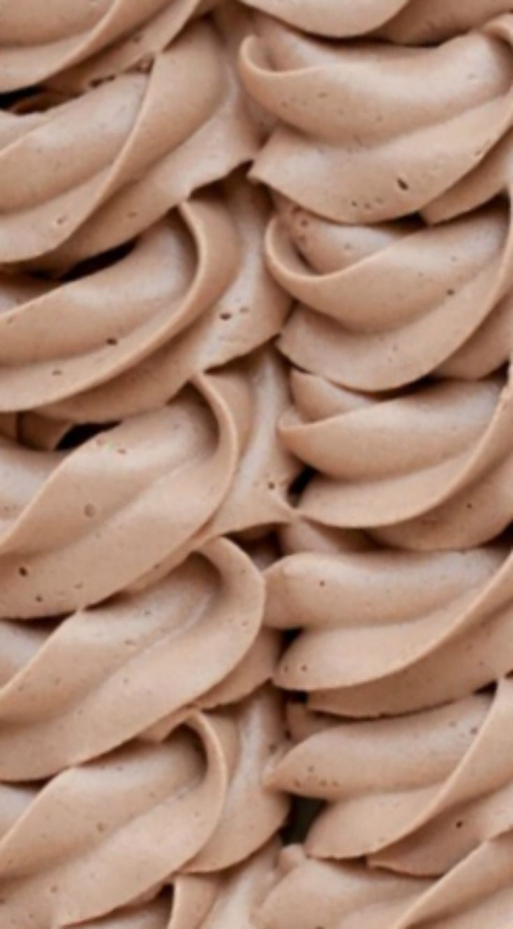"Chocolate Whipped Cream Cream Cheese Frosting ~ It's the perfect ""not too sweet"" frosting."