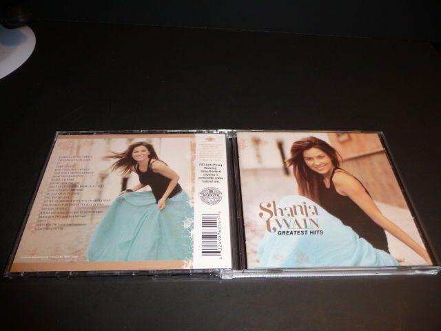 Greatest Hits by Shania Twain (CD, Nov-2004, Mercury Nashville) #ContemporaryCountry
