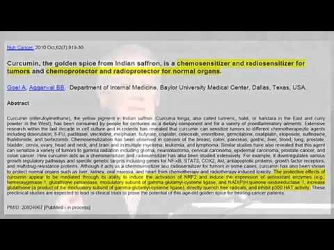New peer-reviewed study on chemopreventive effects of ...