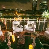 Caro Arné, Wedding Planner, casamiento sobre el agua, Yacht Club Puerto Madero, Buenos Aires, Argentina