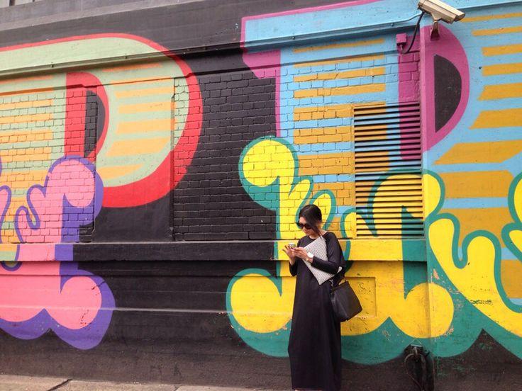 #street fashion #decke #spirit shoulder bag #london