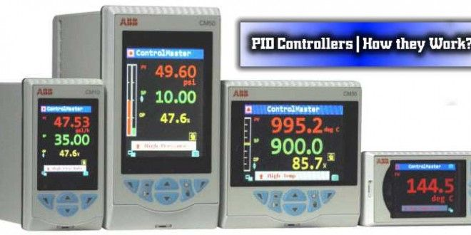 How PID Controllers Works? PID Controller is a most common control algorithm used in industrial auto