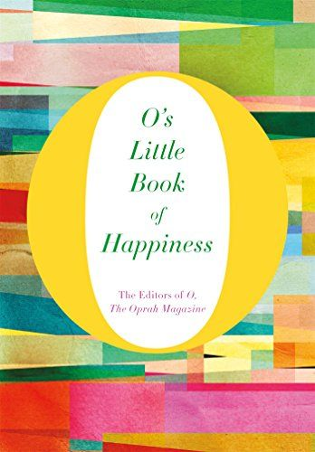 O's Little Book of Happiness #OWN #Oprah