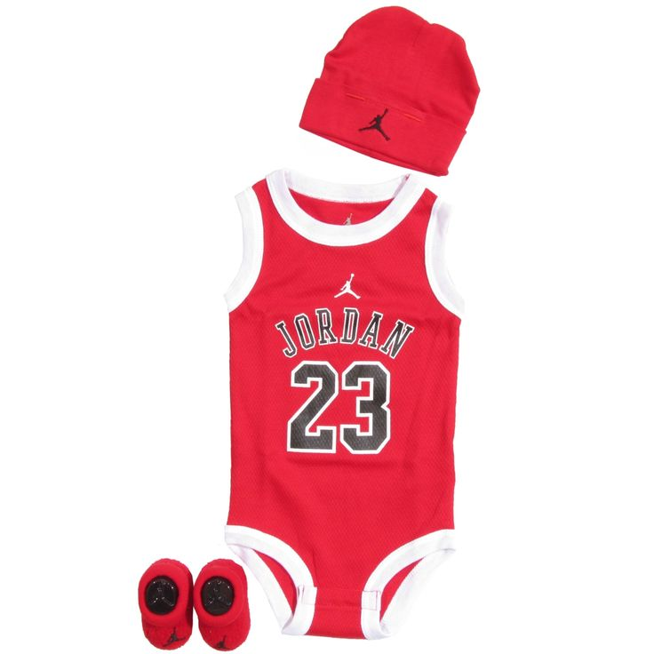 Jordan Baby Clothes by Nike...probably the first thing Jason will buy - 20 Best Baby Stuff Images On Pinterest