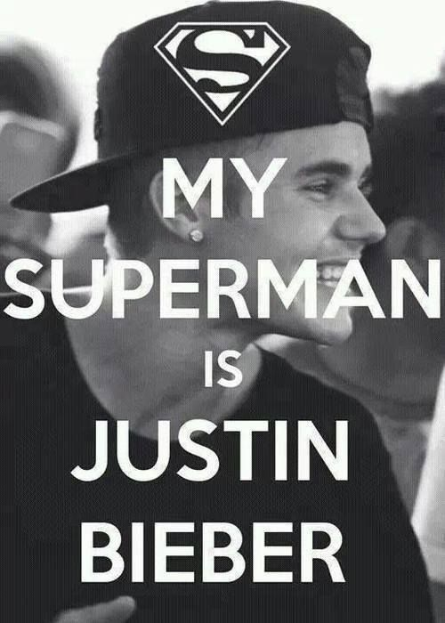 My super man forever and everrrr