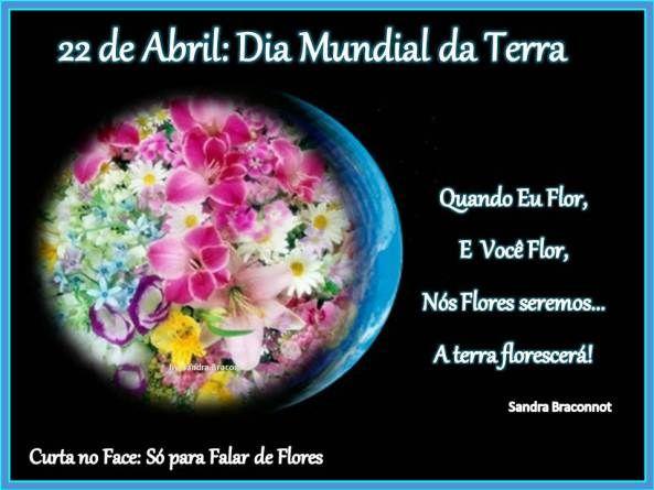 22 de Abril: Dia Mundial da terra