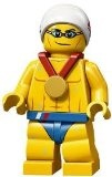 LEGO Olympic Minifigures: Olympic Swimmer