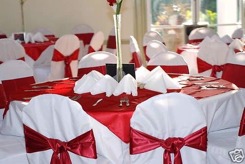 SILVER AND RED WEDDING | ... Colour For Your Wedding Think Red And Silver | Wedding Dresses