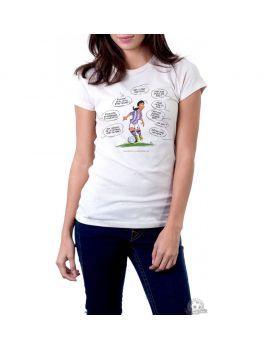 T-SHIRT Modèle femme Boutique du District Football Club #TShirts #TeeShirt #district #foot #football #soccer #districtfootball #districtfootballclub #DistrictFootballClub #Cadeau #Mode