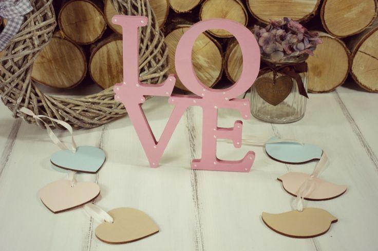 Piętrowe Love od JoannaDesign