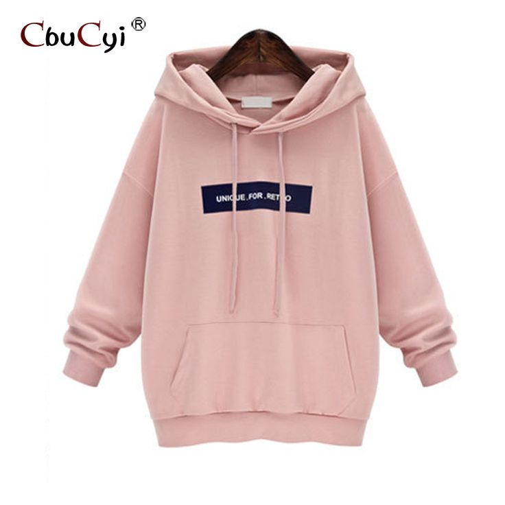 womens hoodies loose moletom feminino com capuz  kawaii clothes tumblr sweatshirt sudaderas mujer 2017
