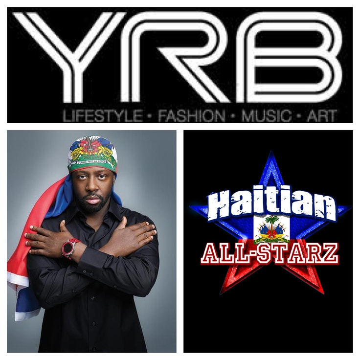 YRB Magazine & Haitian All-StarZ Radio presents a LIVE