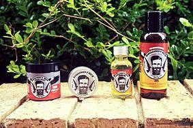 Bushranger's Brew Australian beard oil, moustache wax, beard balm