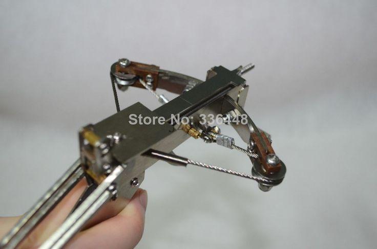 World S Smallest Mini Crossbow Toy Model Medical 316l