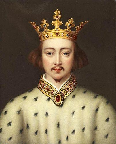 KING RICHARD II PLANTAGENET   Flickr - Photo Sharing!