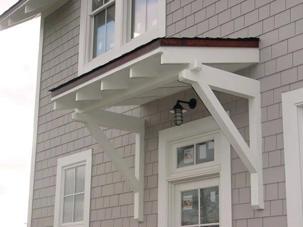 Building Awning Over Door Diy Front Door Awning Front Door Overhang Door Overhang Front Door Awning