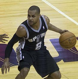 Patty Mills He can create his own shot something last year Neal stopped doing once the 3's didn't go