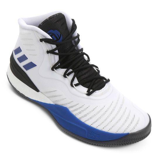 Tênis Adidas Derrick Rose 8 Masculino - Branco