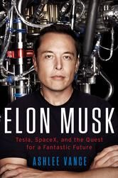 Elon Musk by Ashlee Vance #eBook #ReadMore