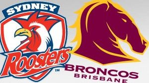 National Rugby League (NRL) Broncos vs Roosters Match will begin Suncorp Stadium, Brisbane.The Broncos undefeated start to the season should come to an end on Friday night. The Roosters were