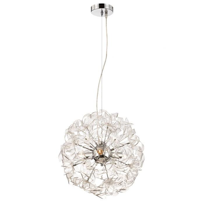 stella mini pendant  very pretty  it looks like a dandelion