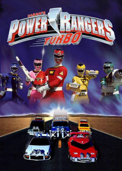 Power Rangers Turbo - Saison 1 La saison 1  de la série  Power Rangers Turbo est disponible en français sur  Netflix Canada Netflix France  [traileraddic...