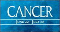June 22 - July 22 Complex, conservative, home-loving, emotional, sensitive and loyal, the Cancer-born love to be in familiar surroundings and nurture their relationships. While those born under this sign are highly compatible with Scorpio and Pisces, they sometimes find it difficult to see eye-to-eye with Capricorn. It's in the stars... for you to have your happiest birthday ever! Happy Birthday Cancer
