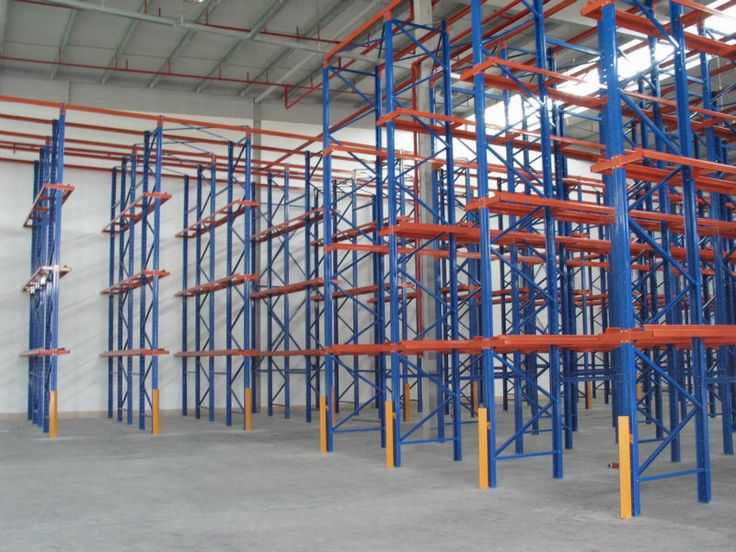 Cantilever Racking /Cantilever Pallet Racks/ Steel King Single Sided Cantilever Rack