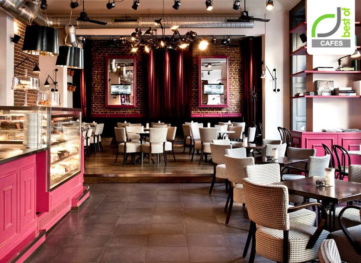 1000+ images about Café & Restaurant interiores / interiors on ...