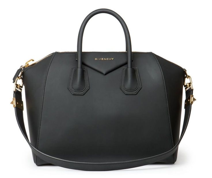 the coolest vegan bag around: Givenchy Faux Leather Antigona Bag