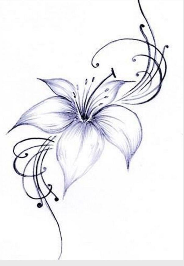 Tattoo Bilder Tattoo Vorlagen Lilien Tattoo