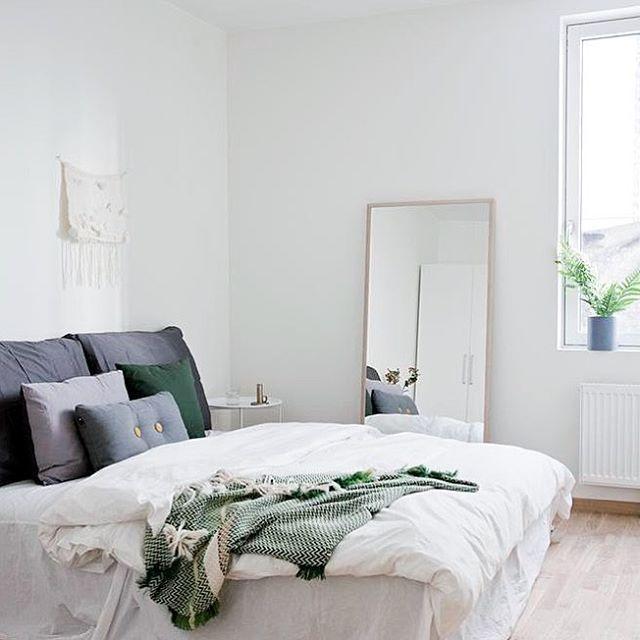 Fine store soverom i Lørenskog stasjonsby.
