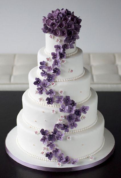 """HYDRANGEA PATH""  ||  Pastry Chef and Designer ~Jacqueline Lo~ of Ruelo Patisserie, Richmond Hill, Ontario, Canada||     [September 9 2011]"