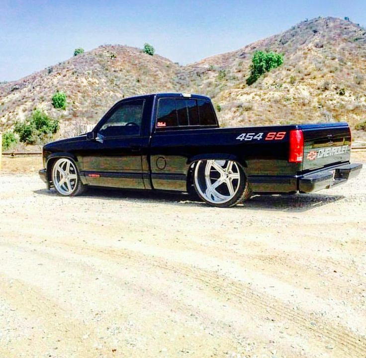 Chevy 454 SS