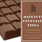Quais marcas de chocolate belga existem?