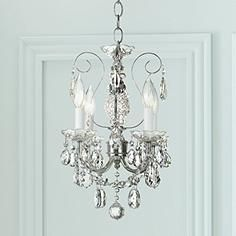 25 Best Ideas About Mini Chandelier On Pinterest