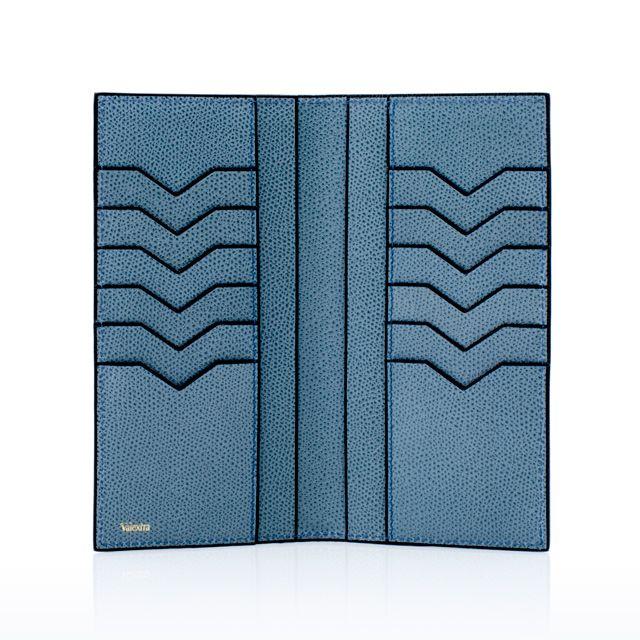 Vertical wallet 12cc / Valextra ヴァレクストラ オンラインブティック