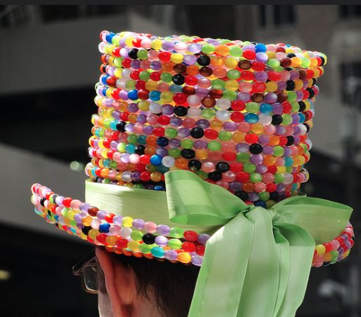 Fun Easter Bonnet Ideas When I was a kid, one of the highlights of our school year was the annual Easter Bonnet Parade.  We'd spend weeks at home and in class constructing our creative masterpieces, and once it was all over, our bonnets would then be displayed proudly at home.  This collection of Easter Bonnet ideas is sure to give you some inspiration. #easter #easterbonnet #parade #kids