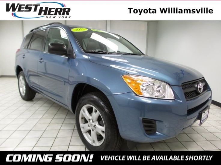 Used 2012 Toyota RAV4 For Sale in the Buffalo, NY Area | West Herr Auto Group | TW17L164