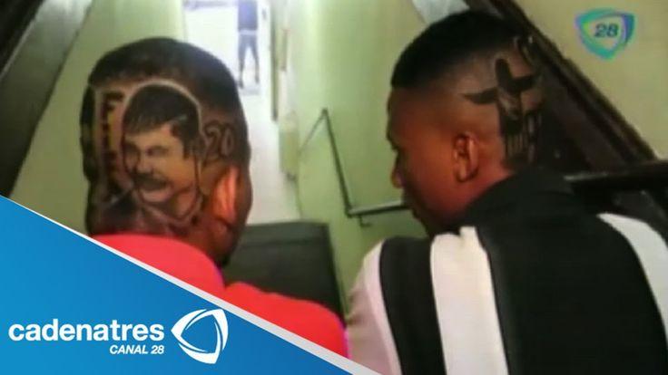 Los cortes de cabello mundialistas se convierten en moda entre los jóvenes brasileños