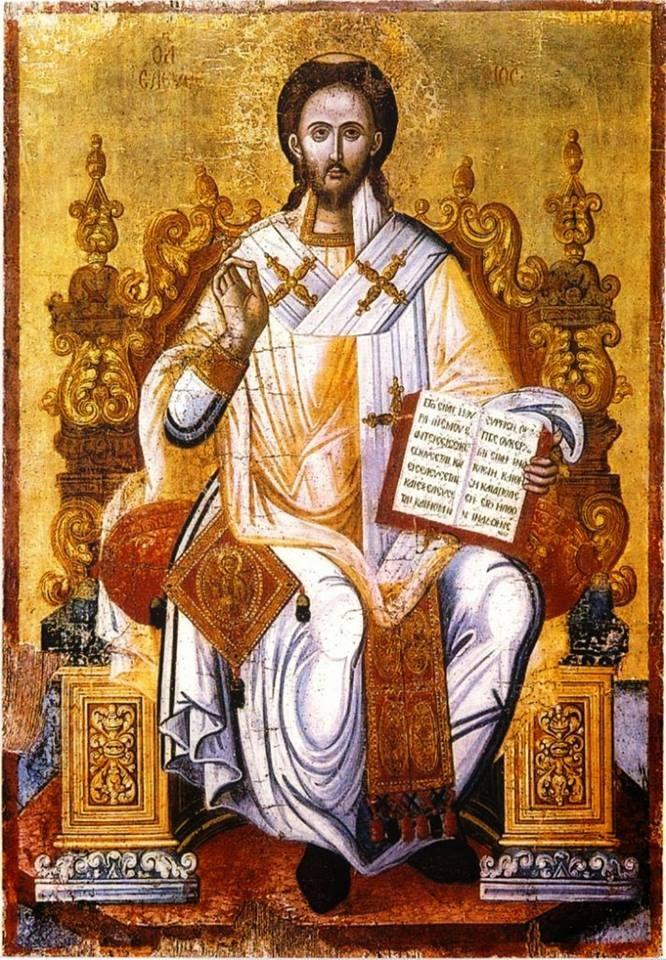 Saint Eleftherios Creator: Nicholaos Kallergis (?) Date: 18th century At the Byzantine Museum of Zakynthos...