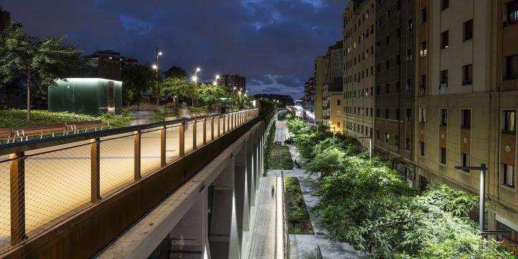 Galería de Jardines elevados de Sants en Barcelona / Sergi Godia + Ana Molino architects - 7