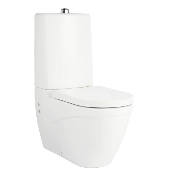 Trento Close Coupled Toilet primary image