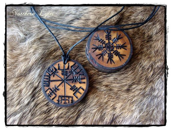 reversable gishj lmr helm of awe vegvisir viking compass bindrune pendant rune viking. Black Bedroom Furniture Sets. Home Design Ideas