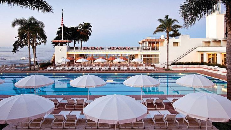 Four Seasons Resort The Biltmore Santa Barbara, California.